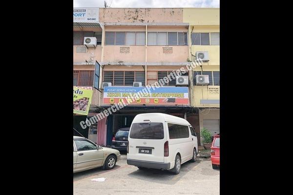 For Rent Office at Kawasan 12, Port Klang Freehold Unfurnished 0R/0B 900translationmissing:en.pricing.unit