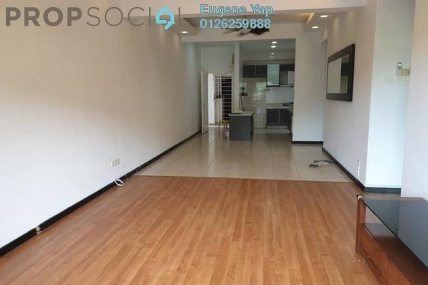 Condominium For Sale in Rosvilla, Segambut Freehold Semi Furnished 3R/2B 550k