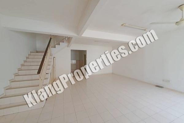 For Rent Terrace at Bandar Bukit Tinggi 1, Klang Freehold Unfurnished 5R/4B 1.6k