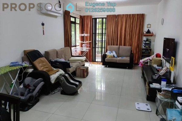 Condominium For Sale in Sri Putramas II, Dutamas Freehold Semi Furnished 3R/2B 480k