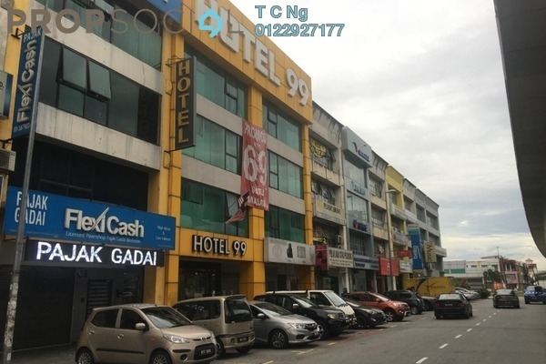 Shop For Sale in Jalan Bandar, Pusat Bandar Puchong Freehold Unfurnished 0R/0B 3m