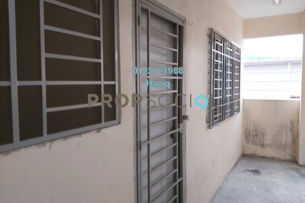For Rent Apartment at Residensi Bistaria, Ukay Freehold Unfurnished 3R/3B 1.1k