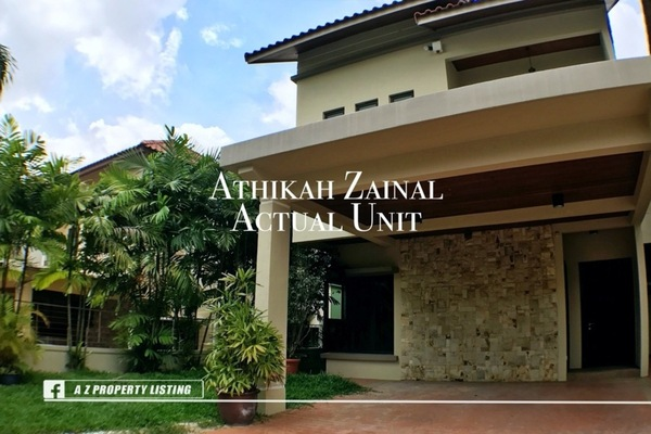 Semi-Detached For Sale in Kiara View, Mont Kiara Freehold Semi Furnished 0R/5B 2.8m