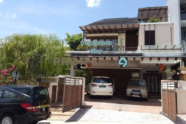 For Sale Semi-Detached at Bayu Segar, Cheras Freehold Semi Furnished 6R/5B 3.88m