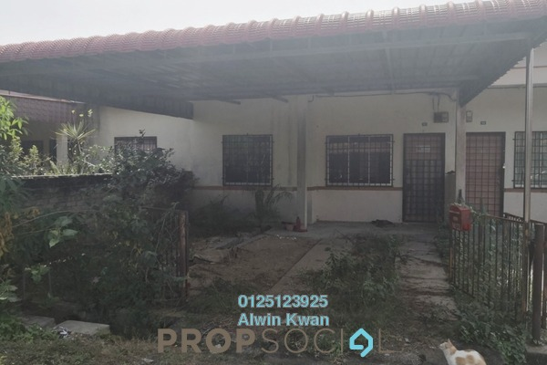Terrace For Sale in Taman Seri Iskandar, Seri Iskandar Leasehold Unfurnished 3R/1B 125k