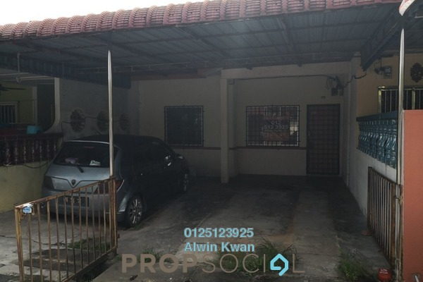 For Rent Terrace at Taman Seri Iskandar, Seri Iskandar Freehold Unfurnished 3R/1B 400translationmissing:en.pricing.unit