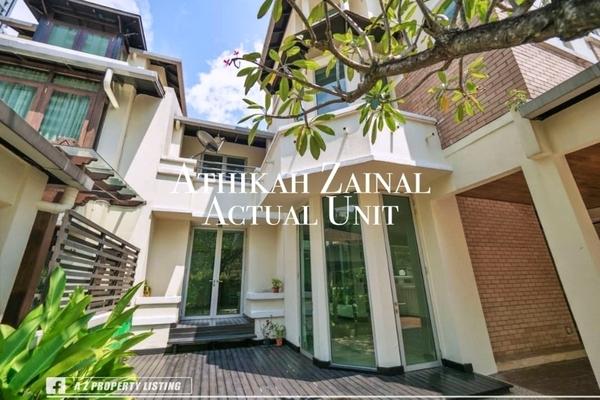 Terrace For Rent in Villa Aseana, Mont Kiara Freehold Semi Furnished 5R/5B 8.5k