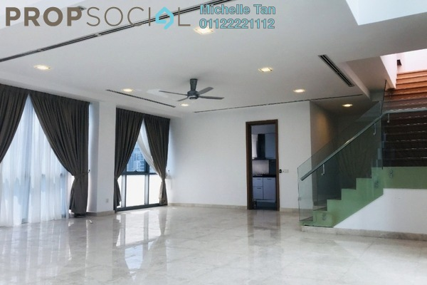 Duplex For Sale in The Meritz, KLCC Freehold Semi Furnished 3R/2B 2.28m