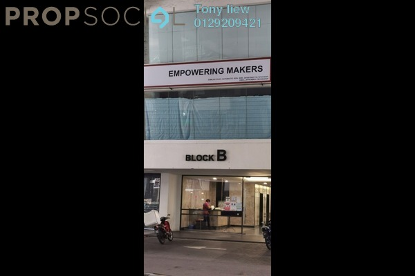 For Rent Condominium at KL Traders Square, Kuala Lumpur Freehold Semi Furnished 3R/2B 1.4k