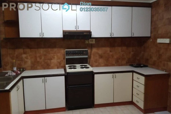 For Rent Condominium at Antah Tower, Dutamas Freehold Semi Furnished 4R/4B 1.9k