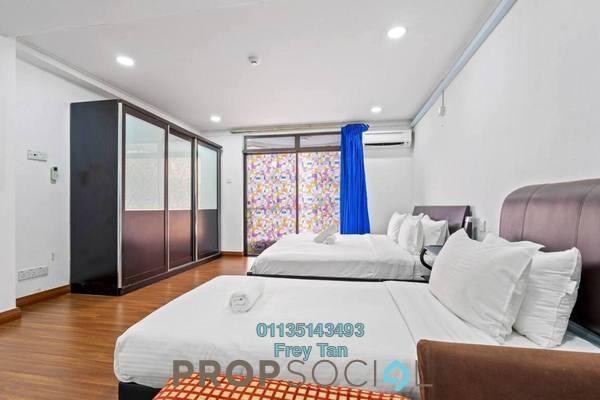 For Rent Condominium at Mutiara Villa, Bukit Ceylon Freehold Fully Furnished 1R/1B 1.8k