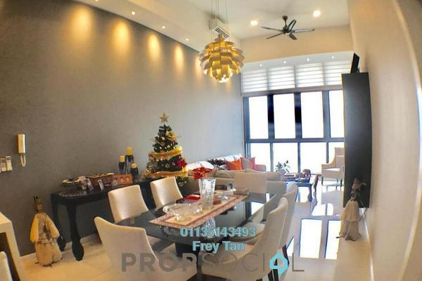 Serviced Residence For Sale in Icon Residence (Mont Kiara), Dutamas Freehold Fully Furnished 2R/2B 1.23m