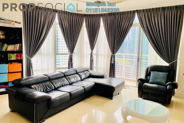 Condominium For Sale in Idaman Residence, KLCC Leasehold Fully Furnished 0R/0B 1.4m