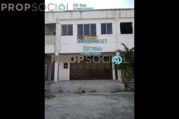 For Rent Factory at Bandar Armada Putra, Port Klang Freehold Unfurnished 1R/2B 1.3k