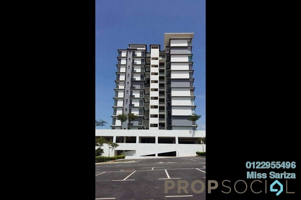 Apartment For Sale in Lakeview Residency, Cyberjaya Freehold Fully Furnished 3R/2B 460k