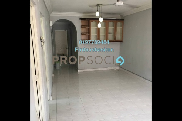 For Sale Apartment at Idaman Apartment, Damansara Damai Freehold Unfurnished 3R/2B 130k