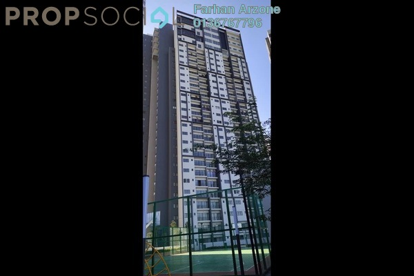 For Rent Apartment at Green Beverly Hills, Putra Nilai Freehold Semi Furnished 2R/1B 950translationmissing:en.pricing.unit