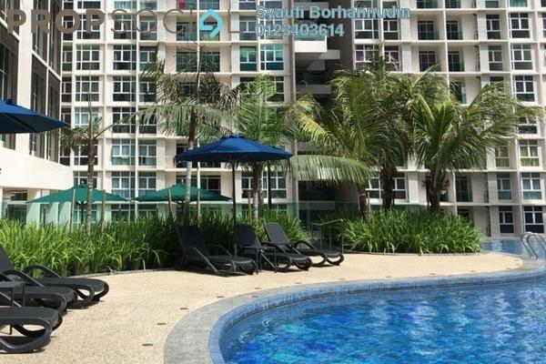 For Sale Condominium at Mutiara Ville, Cyberjaya Leasehold Unfurnished 4R/3B 480k