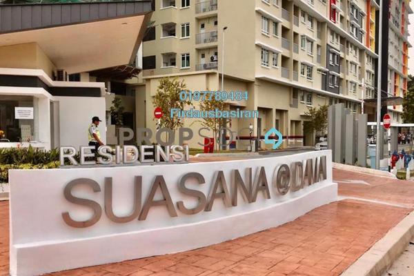 For Rent Condominium at Residensi Suasana, Damansara Damai Freehold Semi Furnished 3R/2B 1.5k
