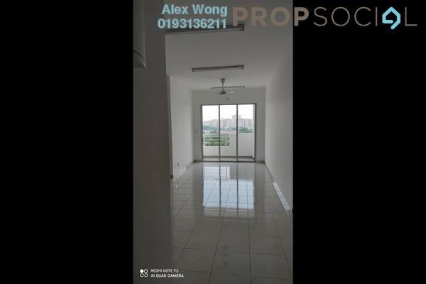 Condominium For Rent in Bayu Andaman, Sentul Freehold unfurnished 3R/2B 1.1k