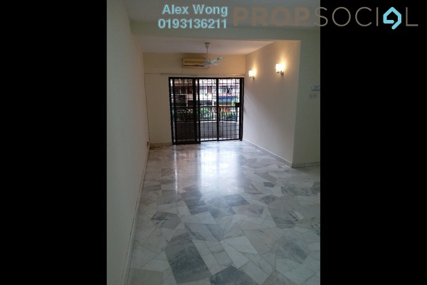 Apartment For Rent in 1A Pinang, Old Klang Road Freehold Semi Furnished 3R/2B 1k