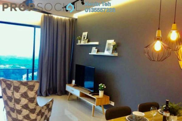 For Rent Condominium at One Central Park, Desa ParkCity Freehold Fully Furnished 3R/2B 5.3k