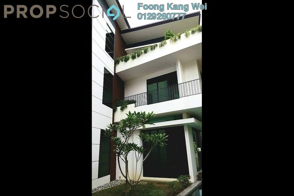 For Sale Bungalow at Hartamas Heights, Dutamas Freehold Semi Furnished 10R/13B 18.8m
