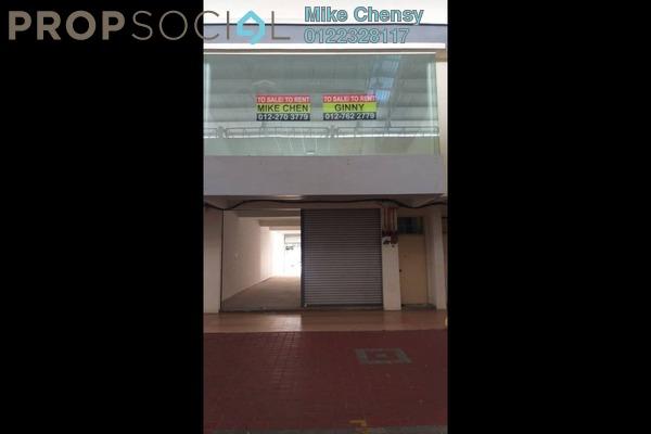 Shop For Sale in Melaka International Trade Centre, Ayer Keroh Freehold Unfurnished 0R/2B 420k