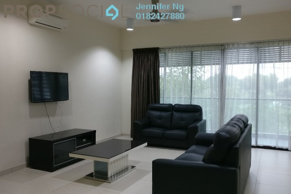 For Rent Condominium at Serin Residency, Cyberjaya Freehold Fully Furnished 5R/5B 2.5k