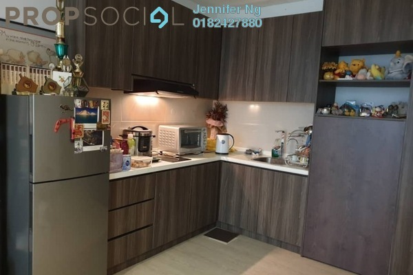 For Rent Serviced Residence at The Square @ One City, Subang Jaya Freehold Fully Furnished 1R/1B 1.38k