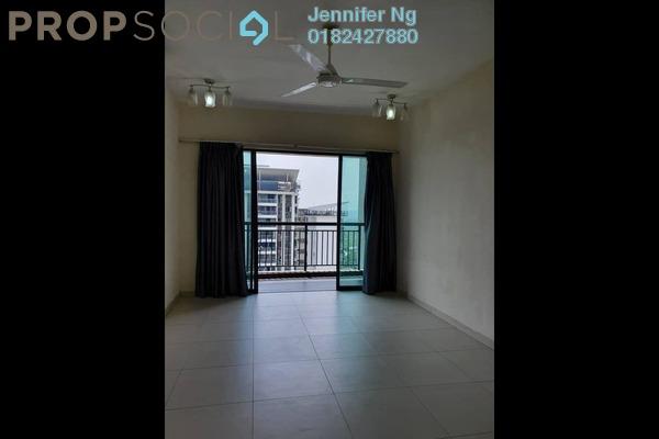 For Rent Condominium at Serin Residency, Cyberjaya Freehold Semi Furnished 3R/2B 1.35k
