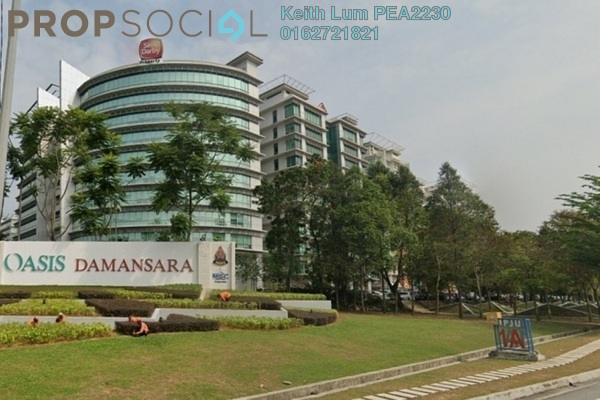 For Sale Condominium at Oasis Ara Damansara, Ara Damansara Freehold Fully Furnished 1R/1B 520k