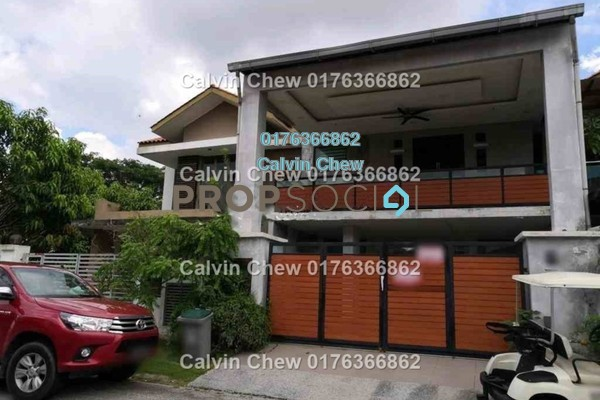 For Sale Terrace at Perjiranan 11, Bandar Dato' Onn Freehold Unfurnished 4R/0B 540k