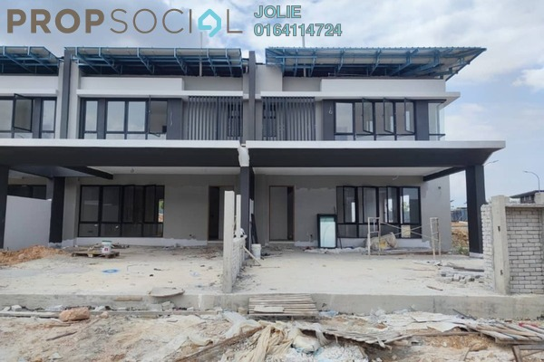 Terrace For Sale in Hampton Damansara, Kuala Lumpur Freehold Unfurnished 4R/4B 850k