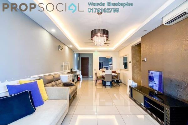 Condominium For Sale in 1Sentul, Sentul Freehold Semi Furnished 3R/2B 560k