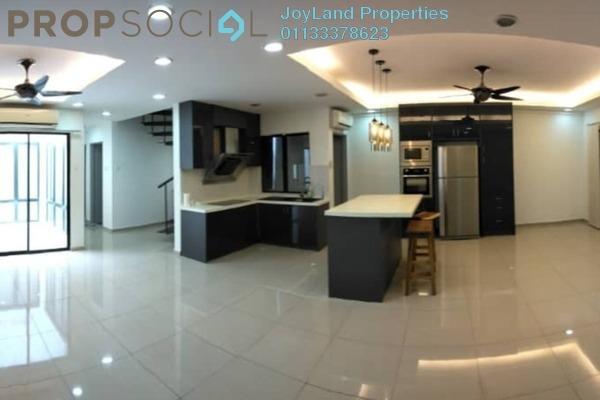 Condominium For Sale in Laman Ara Utama, Bandar Utama Leasehold Semi Furnished 4R/3B 920k