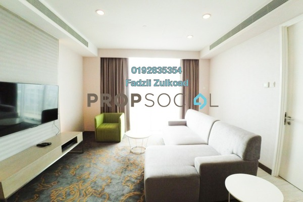For Rent Condominium at Camellia, Bangsar South Freehold Fully Furnished 4R/3B 4.3k