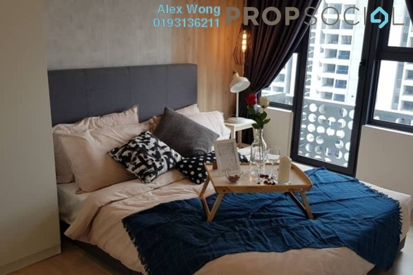 For Rent Serviced Residence at Arte +, Jalan Ampang Freehold Fully Furnished 2R/2B 2.1k