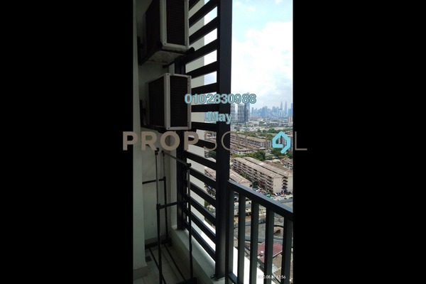 Serviced Residence For Sale in 28 Boulevard, Pandan Perdana Freehold Semi Furnished 1R/1B 320k