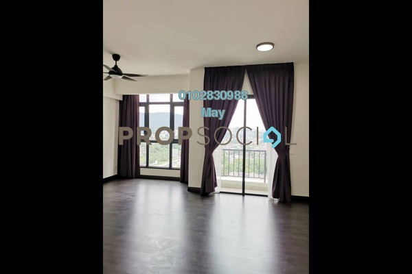 For Rent Serviced Residence at 28 Boulevard, Pandan Perdana Freehold Semi Furnished 1R/1B 1.3k