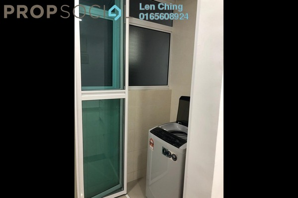 For Rent Condominium at Southbank Residence, Old Klang Road Freehold Semi Furnished 2R/2B 1.45k