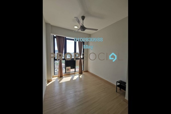 For Rent Serviced Residence at Shamelin Star Serviced Residences, Cheras Freehold Semi Furnished 3R/2B 1.7k