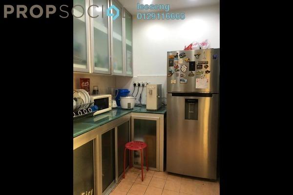 Condominium For Rent in Bayu Tasik 2, Bandar Sri Permaisuri Freehold Semi Furnished 3R/2B 1.4k