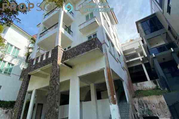 Bungalow For Sale in Hilltop Villas, Batu Ferringhi Freehold Unfurnished 5R/6B 5.5m