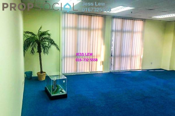 For Rent Office at Phileo Damansara 1, Petaling Jaya Freehold Semi Furnished 0R/0B 4.5k