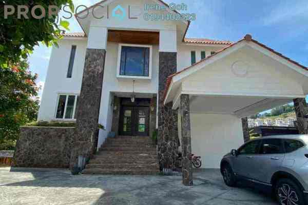 Bungalow For Sale in Hilltop Villas, Batu Ferringhi Freehold Fully Furnished 5R/6B 9m