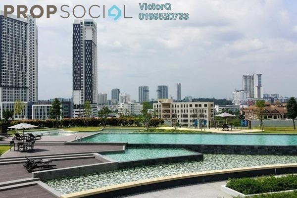 Condominium For Rent in Hyve, Cyberjaya Freehold Semi Furnished 2R/1B 1.2k