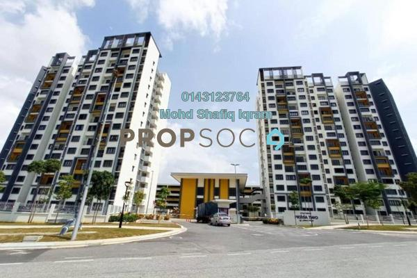 Apartment For Rent in DPulze, Cyberjaya Freehold Unfurnished 3R/2B 1.1k