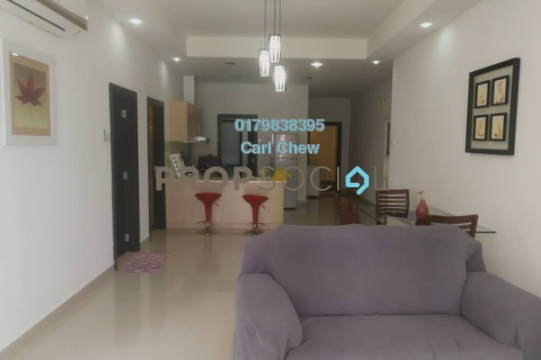 Condominium For Rent in One Residency, Bukit Ceylon Freehold Fully Furnished 3R/2B 3.2k