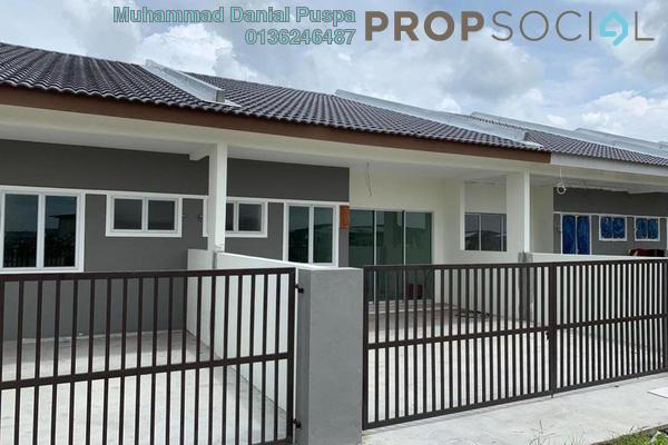 Terrace For Sale in Lagenda, Teluk Intan Freehold Unfurnished 3R/2B 180k